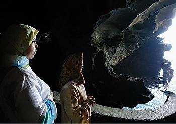 Herkules Grotte bei Tanger