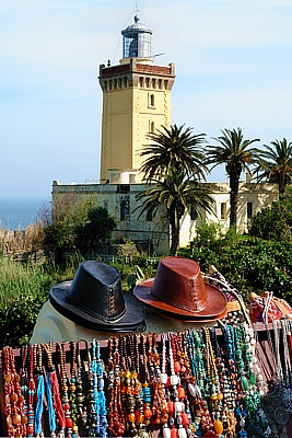 Lighthouse at Cap Spartel