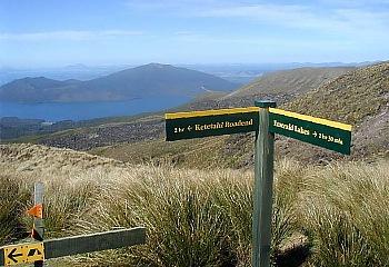 Wanderung Tongariro Crossing
