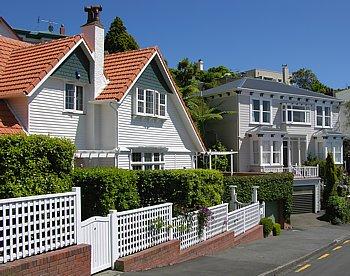 Wellington - Stadtteil Kelburn