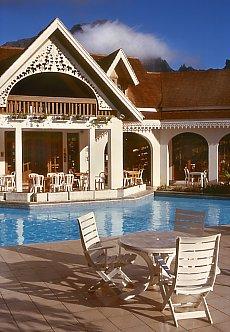 Hotel in Cilaos: Le Vieux Cep