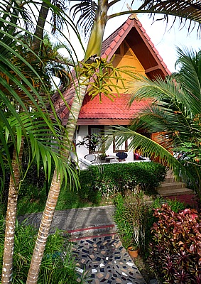 Deluxe Bungalow at Lai Thai Resort in Ao Nang