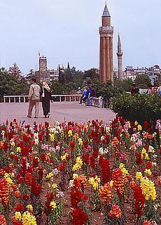 Altstadt von Antalya (Januar)