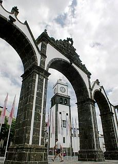 Ponta Delgada (Januar)