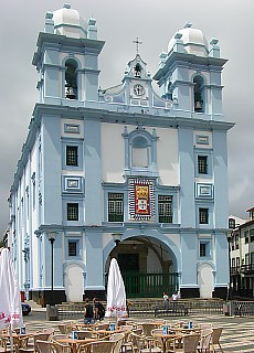 Ingreja da Misericordia in Angra (März)
