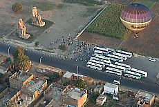 Kollosse von Memnon (Mai)