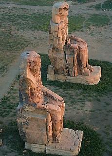 Kollosse von Memnon (August)