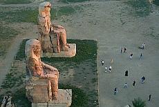 Kollosse von Memnon (Juni)