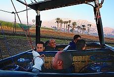 Ägyptische - butterweiche Landung (November)