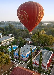 Golden Express Hotel in Bagan (Juni)