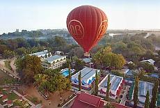 Golden Express Hotel Bagan (Mai)