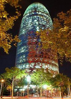 Torre Agbar (November)