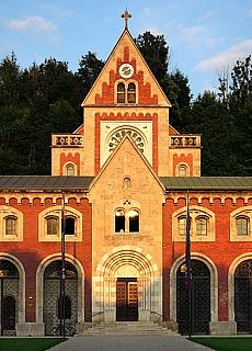 Alte Saline in Bad Reichenhall (Juni)