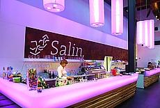 Bar in der Alten Saline Reichenhall (November)