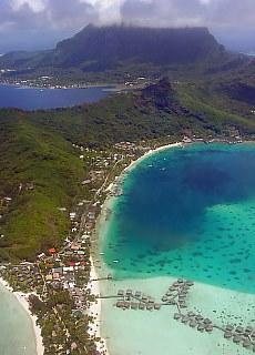 Bora Bora Matira Point (Juni)