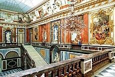 König Ludwig Schloss Herrenchiemsee (Dezember)