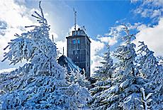 Wintermärchen am Fichtelberg (Februar)
