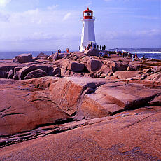 Peggy's Cove (August)