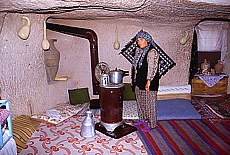 Wohnung im Feenkamin (November)