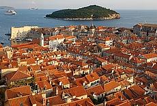 Dubrovnik, die Perle der Adria (August)