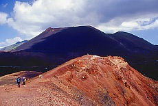 Auf dem Vulkan Teneguia (Juni)