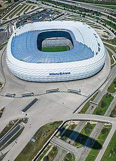 Allianz Arena (März)