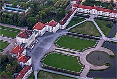 Nymphenburger Schlosspark (August)