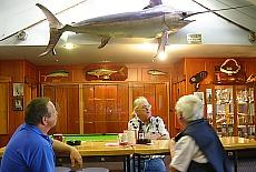 Fischerclub in Russell (Mai)