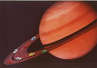 Saturnringe (März)