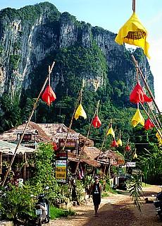 Diskos in Aonang (August)