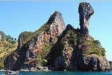 Chicken Island vor Aonang (März)