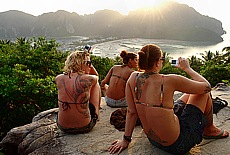 Ko Phi Phi View Point (Januar)
