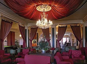 5 Sterne Grand Hotel Le Grand Chateau