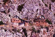 Einsiedler im Fels (September)