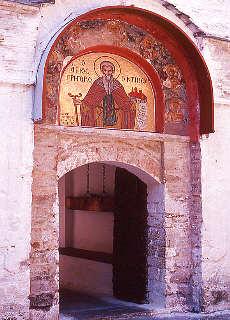 Klosterportal (Februar)