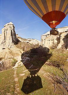 Hot Air Ballooning in Kappadokien (März)