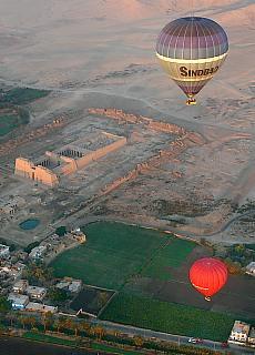 Medinet Habu, der Totentempel von Ramses III (Juni)