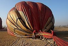 Glückliche Landung (Dezember)