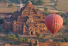 Dhammayangyi Pagode in Bagan (Mai)