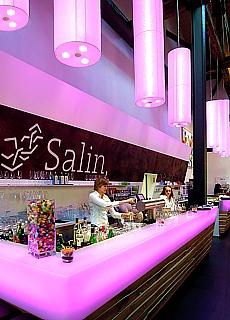 Bar in der Alten Saline Reichenhall (Oktober)