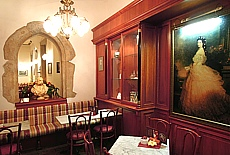 Café Mayer in Bratislava (Dezember)