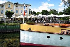 Hotel Luitpold am Hafen von in Prien (Juli)