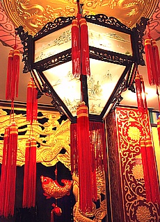 Rustikales Peking Enten Lokal (Oktober)