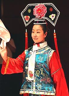 Chinesischer Tanz (Dezember)