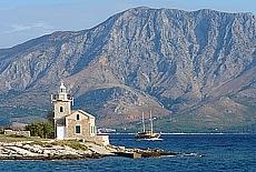 Fahrt entlang der Makarska Riviera (Januar)