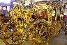 Kutschenmuseum in Belém (Oktober)