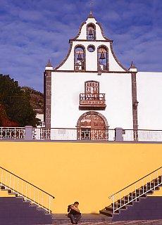 Kirche in Tazacorte (Mai)