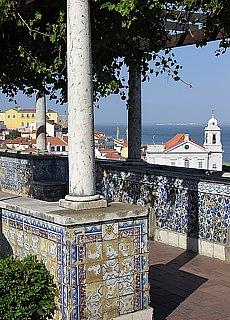 Miradouro Santa Luzia (September)