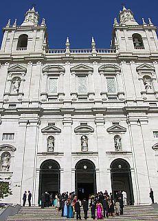 Kloster São Vicente da Fora (Oktober)