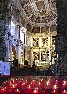 Hieronymus Kloster in Belém (Dezember)